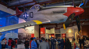 Picture of new tuskegee airmen museum